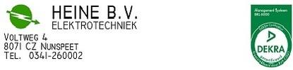 Electrotechnisch Installatie Bureau & HO H. Heine B.V.